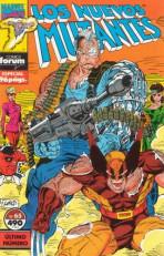 Marvel Two-In-One Los Nuevos Mutantes Vol.1 nº 65