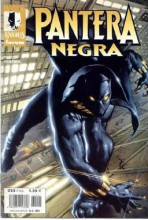 Marvel Knights: Pantera Negra Vol.1 nº 1