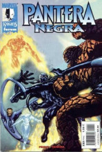 Marvel Knights: Pantera Negra Vol.1 nº 3