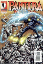 Marvel Knights: Pantera Negra Vol.1 nº 4