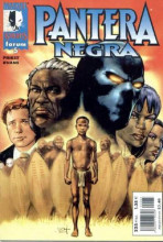 Marvel Knights: Pantera Negra Vol.1 nº 5