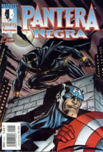 Marvel Knights: Pantera Negra Vol.1 nº 9