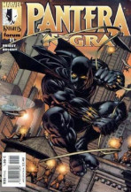 Marvel Knights: Pantera Negra Vol.1 nº 11