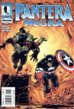 Marvel Knights: Pantera Negra Vol.1 nº 12