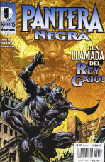 Marvel Knights: Pantera Negra Vol.1 nº 13