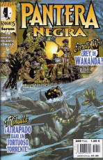 Marvel Knights: Pantera Negra Vol.1 nº 14