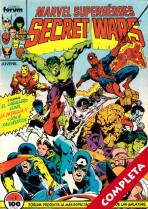 Secret Wars Vol.1 (12 números) - Completa -