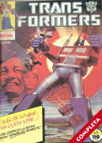 Transformers Vol.1 - Completa -