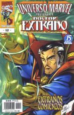 Universo Marvel  Presenta Vol.1 nº 12 - Doctor Extraño