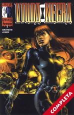 Marvel Knights: Viuda Negra Vol.1 - Completa -