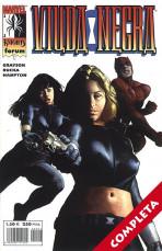 Marvel Knights: Viuda Negra Vol.2 - Completa -