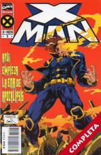 X-Man Vol.1 - Completa -