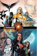 Planetary / The Authority: Gobernar El Mundo