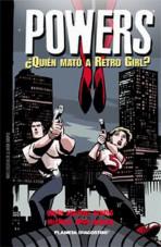 Powers Vol.1 nº 01 : ¿Quien Mato A Retrogirl?