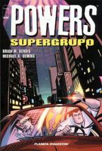 Powers Vol.1 nº 04 : Supergrupo