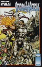 Stormwatch, Especial Libro de Fichas