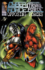 "Cyberforce / Codename: Stryke ""Force Opposing Forces"" Vol.1 nº 2"