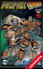 Prophet / Cable Vol.1 - Completa
