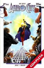 Astro City Vol.1 - Completa