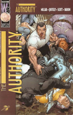 The Authority Vol.1 nº 27