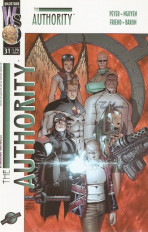The Authority Vol.1 nº 31