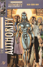 The Authority Vol.1 nº 34