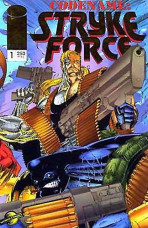 Codename: Stryke Force Vol.1 nº 1