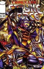 Codename: Stryke Force Vol.1 nº 2