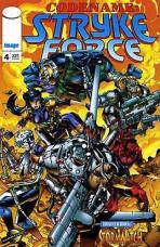 Codename: Stryke Force Vol.1 nº 4