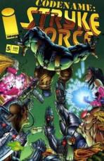 Codename: Stryke Force Vol.1 nº 5