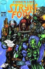 Codename: Stryke Force Vol.1 nº 8