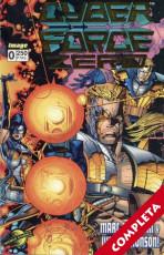Cyberforce Vol.1 - Completa