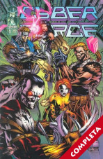 Cyberforce Vol.2 - Completa