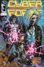 Cyberforce Vol.3 nº 1