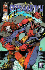 Especiales Image Vol.1 nº 10 - Stormwatch