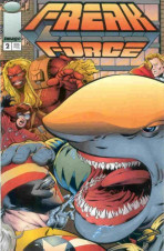 Freak Force Vol.1 nº 2