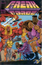 Freak Force Vol.1 nº 3