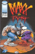 The Maxx Vol.1 nº 7