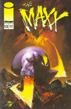 The Maxx Vol.1 nº 13
