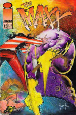 The Maxx Vol.1 nº 15