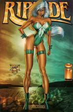 Prestigio World Comics Vol.1 nº 8 - Riptide