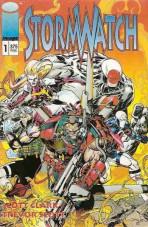 Stormwatch Vol.1 nº 1