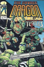 Savage Dragon Vol.1 nº 5