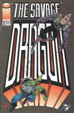 Savage Dragon Vol.1 nº 8
