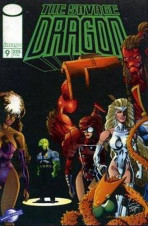 Savage Dragon Vol.1 nº 9