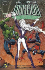 Savage Dragon Vol.1 nº 16