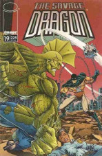 Savage Dragon Vol.1 nº 19