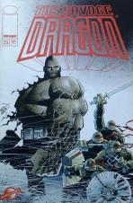 Savage Dragon Vol.1 nº 25