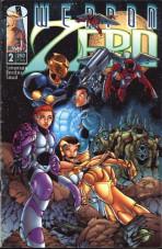 Weapon Zero Vol.1 nº 2