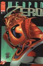 Weapon Zero Vol.1 nº 4